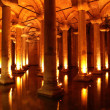 Stock Photo: BasilicCistern underground, Istanbul, Turkey