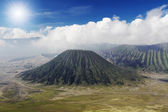 Mount Bromo East Java Indonesia — Stock Photo
