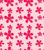 Abstract floral pink background — Stock Photo