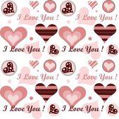 Love pattern — Photo
