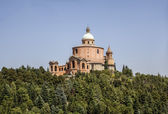 Madonna di San Luca, Bologna. — Stock Photo