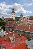 Tallinn. Old town — Stock Photo