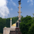 Постер, плакат: Pavilion Turkish bath and Chesme Column