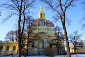 Cathedral Of The Peter And Paul Fortress — Stock Photo