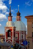 Pantelejmona Kościoła. Petersburg — Zdjęcie stockowe