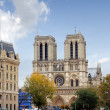 Notre Dame Cathedral — Stock Photo #20565515