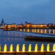 Royalty-Free Stock Photo: Prague embankment