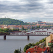 Cityscape of Prague - Stock Photo