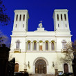 Lutheran Church of St. Peter in St. Petersburg — Stock Photo