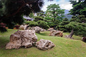 Chinese style park — Stock Photo