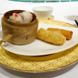 Dimsum chinese food — Stock Photo