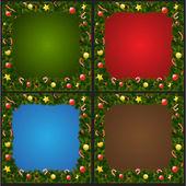 Kerst vector-elementen — Stockvector