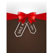 Christmas element — Stock Vector