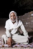 Old egyptian man — Stock Photo