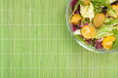 Vegetable salad — Foto Stock