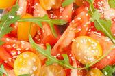 Fresh vegetable salad — Stock Photo