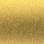 Gold background with texture of buckwheat — Stock Photo