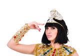 Beautiful princess with diadem — Stock Photo