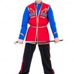 Russian cossack dance — Stock Photo #46381721