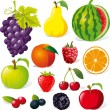 Fruit illustration — Stock Vector #13609825