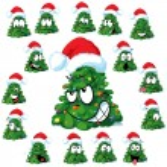 Christmas tree — Stock Vector #14571165