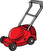 Lawn Mower illustration — Stock Vector