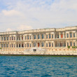 Ciragan Palace, Bosporus, Istanbul, Turkey — Stock Photo #13378835