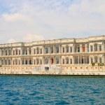 Ciragan Palace, Bosporus, Istanbul, Turkey — Stock Photo