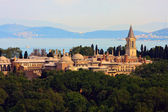 Topkapi Palace before Marmara sea, Istanbul, Turkey — 图库照片