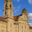 Stock Photo: Benedictine Abbey of Einsiedeln, Switzerland
