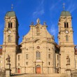 Benedictine Abbey of Einsiedeln, Switzerland  — Stock Photo