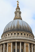 Dome of St. Pauls Cathedral, London, UK — Stock Photo