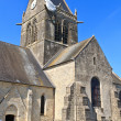 St. Mere Eglise, Normandy, France - Lizenzfreies Foto