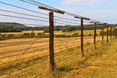 Iron Curtain Remains — Stock Photo