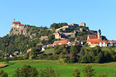 Riegersburg fortress and town, Styria, Austria — Stock Photo