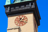 Town hall Tower, Znaim, Czech Republic — Stock Photo