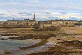 Saint Malo City View, France — Stock Photo
