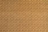 Moorish floral wall decoration, Spain — Stock Photo