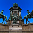 Vienna - Empress Maria Theresia Monument - Stock Photo