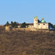 Vienna - Church on Leopoldsberg Mountain, Austria — 图库照片