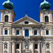 Gorizia, Italy - Church of Ignazius of Loyola — Stock Photo