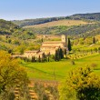 Stock Photo: Sant Antimo Abbey, Tuscany