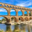 Pont du Gard, Nimes, Provence, France — Stock Photo #14048560