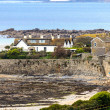 Illage of Marazion near St. Michael's Mount, Cornwall, UK — Stock Photo