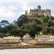 St. Michael's Mount in Cornwall, UK — Stock Photo