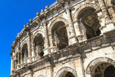 Roman Amphitheater in Nimes, France — 图库照片