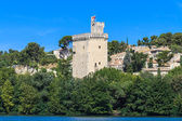 Villeneuve, Philipp le Bel Tower, Near Avignon, France — Stock Photo
