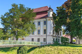 Traun Palace in Upper Austria — Stock Photo