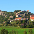 Stock Photo: Riegersburg fortress and town, Styria, Austria