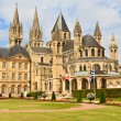 Caen (Normandy, France), Abbaye aux hommes — Stock Photo